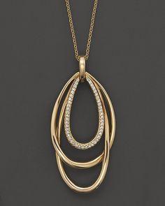 Mia Diamonds 14k White Gold CZ Birds on Branch 18in Necklace