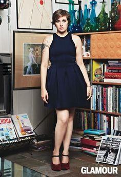 Woman Crush Wednesday: Lena Dunham | Her Campus