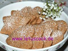 Walnuss-Kaffee Plätzchen-ნიგვზის და ყავის ხრამუნები