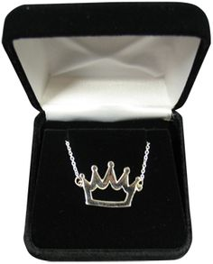 Crown Linked Necklace