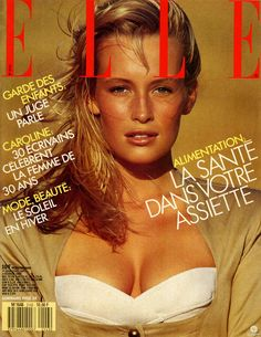 Estelle Hallyday 1987 ! Estelle toujours aussi belle !