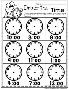 Money Worksheets - Planning Playtime : Looking for fun math centers and time and money worksheets? This set is filled with hands-on math activities to practice coin recognition, value of money and telling time. First Grade Math Worksheets, Money Worksheets, Kindergarten Math Activities, 1st Grade Math, Kindergarten Worksheets, Homeschool Math, Worksheets For Kids, Second Grade, Telling Time Activities