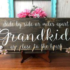 Grandkids Long Distance Gift Grandmother Gift Grandchildren   Etsy Best Gifts For Grandparents, Presents For Grandma, Birthday Gifts For Grandma, Mothers Day Crafts For Kids, Diy Mothers Day Gifts, Grandparent Gifts, Diy For Kids, Diy Gifts For Grandma, Grandparent Photo