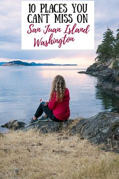 Planning a vacation to adventure-filled San Juan Island, Washington? Here are our picks for the best things to do on San Juan Island! #washingtontravel #sanjuanisland