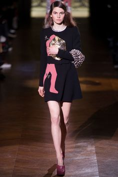 Carven Fall 2014 Ready-to-Wear Collection Slideshow on Style.com