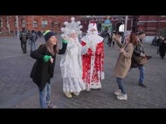 ▶ Pharrell Williams - Happy ( WE ARE FROM MOSCOW ) - YouTube  ---  Happiness and democracy is a good thing!