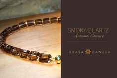 Triangon Smoky Quartz  Warm colors through the Autumn  #BCAutumnEssence #BCMasterPieces