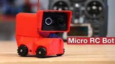 RC MINI SERVO ROBOT Kids Tv, Robot, Mini, Robots