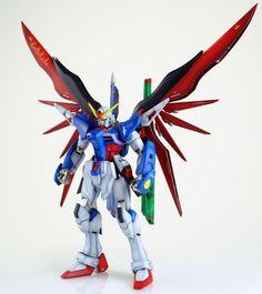 1/100 Destiny Gundam - Painted Build