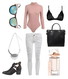 """""""Hit Me Up for Brunch on the Weekend"""" by shop2020ave ❤ liked on Polyvore featuring Balenciaga, outfitoftheday and winteroutfit"""