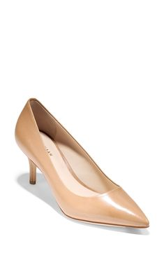 New COLE HAAN Vesta Pointy Toe Pump online. New COLE HAAN Shoes. [$220] SKU FUJQ17410RSGJ46195