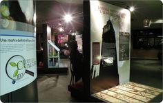 """Exhibition """"Curiosi di Natura""""  dal 14 dicembre 2009 al 28 febbraio 2010, presso l'Istituto Europeo di Oncologia di Milano"""