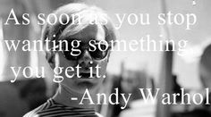 andy warhol quote | Tumblr