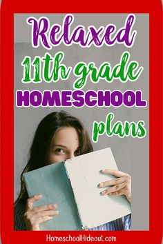 These 11th grade homeschool plans are perfect for relaxed learners who want to follow their child's passions! Curriculum Planner, Homeschool Curriculum, Homeschooling, Educational Websites, Educational Technology, Educational Youtube Channels, Teaching Textbooks, Homeschool High School, Famous Words
