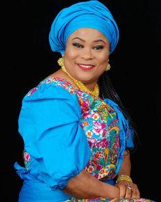 5 stunning PHOTOS of veteran Nollywood actress Sola Sobowale