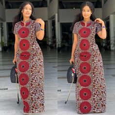 Short African Dresses, Latest African Fashion Dresses, African Print Dresses, Ankara Fashion, African Dress Styles, Fashion Outfits, Fashion Styles, Ankara Long Gown Styles, Ankara Gowns