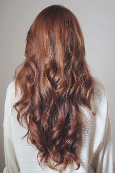 Pin de anna gomez en pelo rojo hair, dyed hair y hair color Dye My Hair, New Hair, Bob Balayage, Long Hair Waves, Cabello Hair, Red Brown Hair, Auburn Hair, Ginger Hair, Pretty Hairstyles