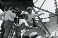 Behind the scenes,  Thief of Zanzibar, 1924, Douglas Fairbanks