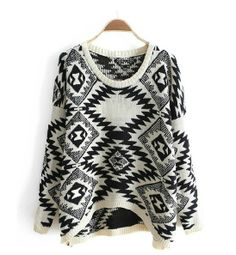 Knitted sweater /SWT0047