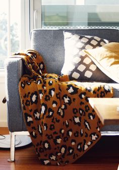 The blanket...cool