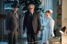 """DC's Legends of Tomorrow """"Night of the Hawk"""" S1EP8"""