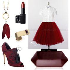 "C'est Ça New York on Instagram: ""Some new #outfitinspiration    Skirt: Ciara extra-puffy skirt in burgundy  #cestcany #ootn #burgundy #tulleskirt #tutuskirt #puffyskirt #vintageinspired #nycfashion #fblogger #fashionblogger #fashionista #fashionsale #etsy #etsygifts #giftforher #madetoorder #plussize #wholesale"""