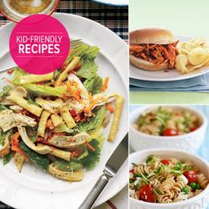 A Week's Worth of No-Cook Dinners For the Whole Family