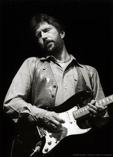 Eric Clapton- my inspiration.