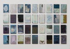 David Quinn (b.1971) Irish artist www.davidquinn.ie Henrietta Street 2013 mixed media on paper on 36 panels of mdf 94x150cm (overall)