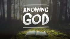 Surviving Our Twenties With Christ : Day 317: Knowing God For Ourselves