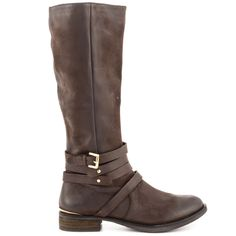 Albany - Brown Leather Steve Madden $189.99