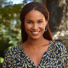 Joy Bryant Braids Honey