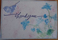 Text Stamp: SU. Stamp: Penny Black. Die: Memory Box. Colored with: Inkessentials Pencils