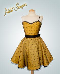 Vestido Pequeña Carmen by Anita Singers. http://www.facebook.com/media/set/?set=a.565657120127983.147181.565541916806170=3