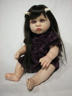 krypt dolls | Krypt Kiddies gothic doll by ~deathwishgranted77 on deviantART