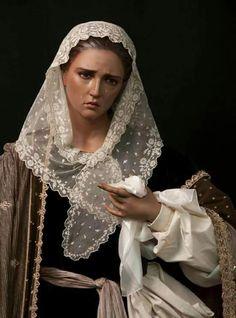 Maria Santísima del Carmen. Dos Hermanas.