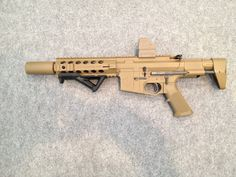 "Building a ""Honey Badger"" copy - 6"" barrel 300 AAC Blackout - Need help! - Page 11 - AR15.COM"