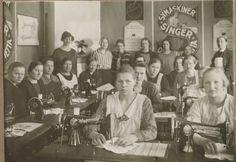 Singerin ompelukonekurssi