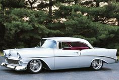 1956 Chevrolet 210 Pro Touring by ~Vertualissimo on deviantART