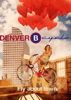 Denver Bcycle http://denver.bcycle.com/  Photo credit: www.gferrisphotography.com