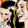 """Emily Nussbaum: How """"Sex and the City"""" Lost Its Good Name  Ladies on TV July 29th, 2013 New Yorker"""