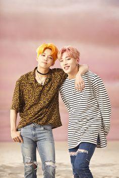 Youngjae and Jongup - B.A.P