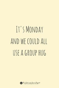 We're in this together!!  girl probs, girl problems, LOL, funny, for women only, quotes for women, laugh out loud, monday, monday vibes, monday motivation, quotes to live by #gritandgracelife