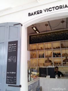 Baker Victoria & Co, Eivissa #ibizarestaurants