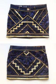 31 mejores imágenes de faldas customizadas  40dda0748326