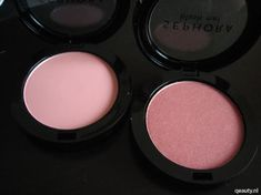 Sephora Blushes