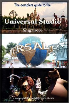 See these insider tips to make the most of your time enjoying all the rides that you ever wanted to, when visiting Universal Studio Singapore in a day. Singapore Things To Do, Singapore Travel Tips, Asia Travel, Japan Travel, Travel Usa, Travel Couple, Family Travel, Universal Studios Singapore, Top Travel Destinations