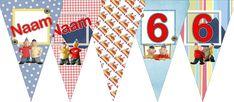 Doe-het-zelf vlaggenlijn Buurman & Buurman