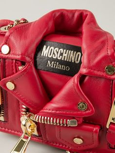 Women - Moschino Small Biker Shoulder Bag - Tessabit.com – Luxury Fashion For Men and Women: Shipping Worldwide Valentine's day Are you ready to fall in love? Fashion gifts ideas for Him and for Her: www.tessabit.com