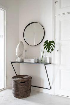 Authentic & Contemporary in Helsinki Apartment | NordicEye - Scandinavian Design | נורדיק איי - עיצוב סקנדינבי